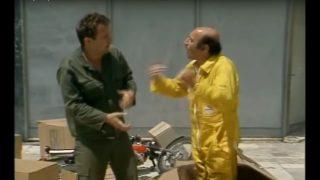 Η ΜΕΓΑΛΗ ΑΠΟΦΡΑΞΗ(1988)-ΜΗΧΑΝΑΚΙ